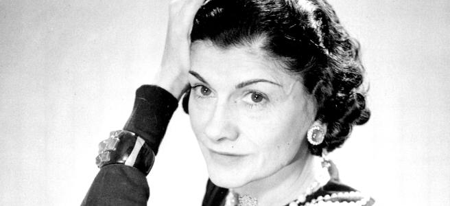 Coco Chanel. Diseñadora francesa del siglo XX